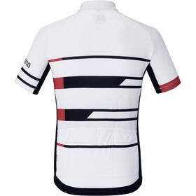 Shimano Team Jersey Men White